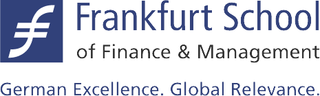 德国法兰克福金融管理学院